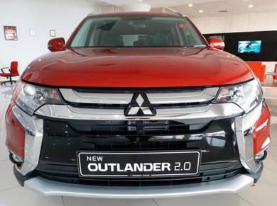 NEW Mitsubishi Outlander 4WD 7-seat BIG DISC0UNT