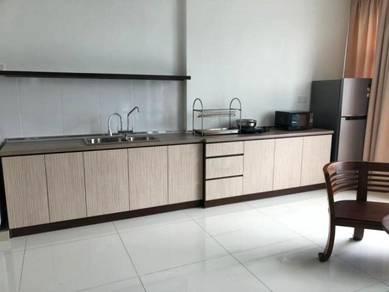 City Residence Studio [ Below Market Price ] 500 sf / Pool view / 1 Cp