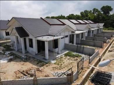 Rumah Teres Taman Desa Aril, Pinggiran Kota Bharu, Kelantan