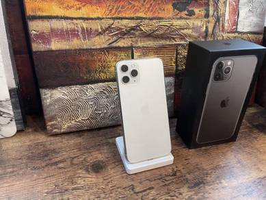 Iphone 11 pro 256gb silver official