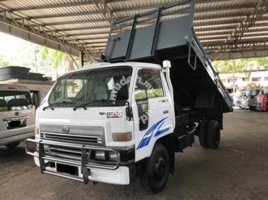 Daihatsu hino delta v116 3.6 all new steel tipper