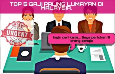 Kerja jawatan Kosong segera seluruh malaysia