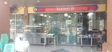 Business Kedai Makan di Bukit Dukung