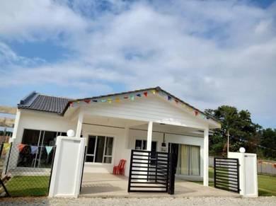Zero Downpayment Single Storey House at Balok Kuantan