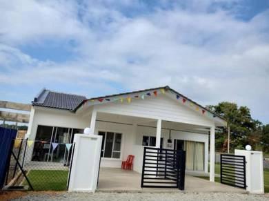 PELUANG KALI INI ! Rumah Teres Setingkat Termurah di Baluk Bawa RM200K