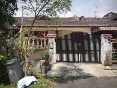 Merdeka sale!! house for sale jalan hang tuah
