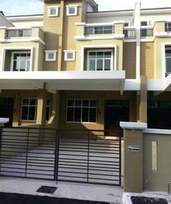 3 Storey Terrace Taman Merbau Indah