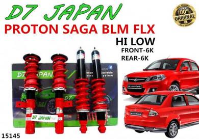 FLX BLM SAGA VVT D7 Adjustable Hi Low Absorber set