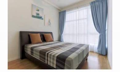 Fully furnished condominium Sentul