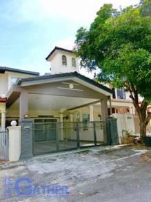 Medan Lapangan Legenda Double Storey House For Sale