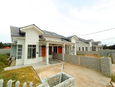 Rumah Semi-D Kg Surau Kota Bharu Kelantan