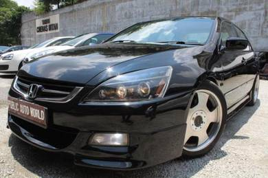 Honda ACCORD 2.0 iVTEC (A) LEATHER MUGEN SPORT