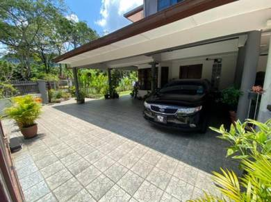 [ CORNER LOT ] Rumah Teres Terrace Taman Melawati Wangsa Maju KL