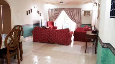 FREEHOLD 1ST FLR 1,285 SQFT BIG Villa Pawana Condominium Datok Keramat