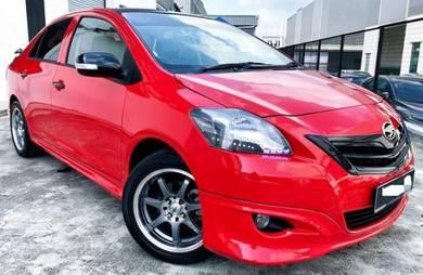 2012 Toyota VIOS 1.5 E (A) PUSH START TRD FULL