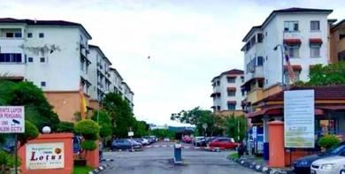 Lotus Apartment (Teratai) Puchong Prima Puchong Selangor