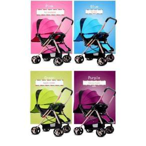 2 way facing Baby stroller