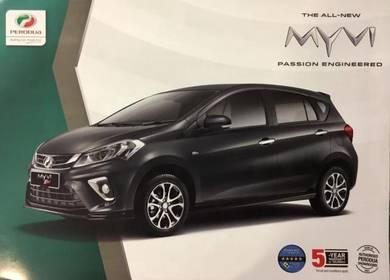 2018 Perodua MYVI 1.5 ADVANCE (A)