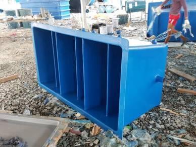 Aquaculture Tank ( Fiberglass )