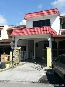 Sri Gombak Double Storey Fully Furnished (Direct Owner)