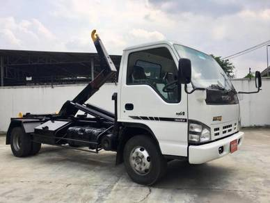 ISUZU NPR ARM ROLL 7500kg REBUILT YEAR 2020