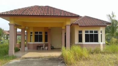 Single storey bungalow, Villa Idaman Sendayan