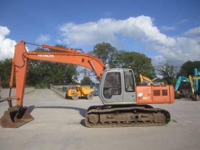 Imported Hitachi EX200-5 Hyd. Excavator (20ton)