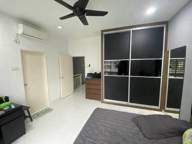 Taman Mutiara Utama Double Storey Terrace House Nearby Mutiara Rini
