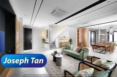 NEW PROJECT 2 STOREY Terrace House 26' x 82' Desa Impian 2 Alma BM