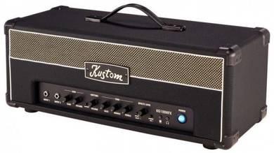 Kustom KG100HFX Guitar Head Amp - 100W