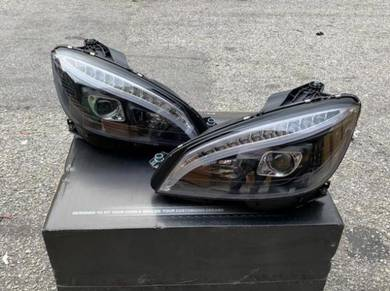 Mercedes Benz W204 Head Lamp with DRL