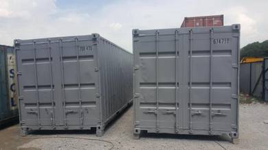 """Second-hand 20"""" Container to sell in Johor Bahru"""