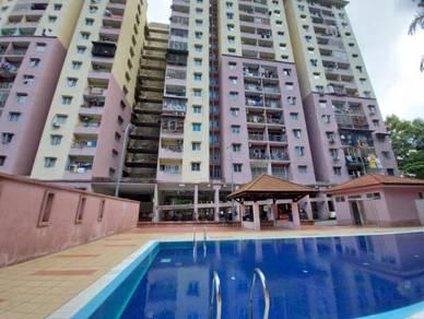 KLCC VIEW, RENOVATED Permai Prima Apartment Bukit Permai, Ampang