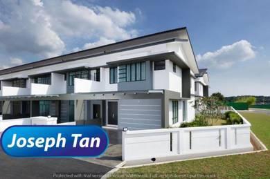 NEW PROJECT SUPER LINK 26' x 82' Desa Impian II Alma Bukit Mertajam