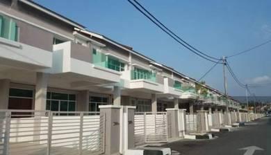 Double Storey Terrace Taman Pasir Indah Sungai Dua