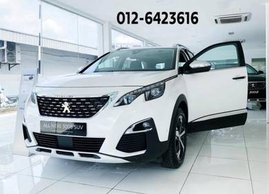 NEW 2019 Peugeot 3008 1.6 ALLURE PLUS (A)