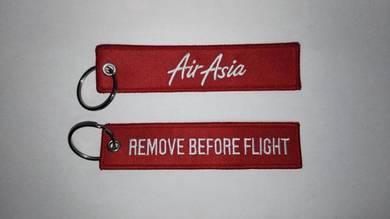 Keychain Remove before Flight Airasia Air Asia