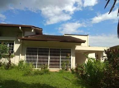 Single Storey Bungalow For Sale Bukit Tembok, Jalan Rasah