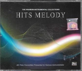 Hits Melody 4CD 24 dcs Bit Processing Premium