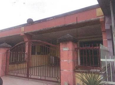 BANK LELONG No.5307, Jalan Puteri 6, Taman Desa Puteri, Bahau (22x70)