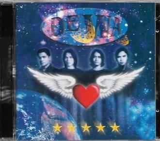Dewa 19 Bintang Lima Imported CD Indonesia Rock