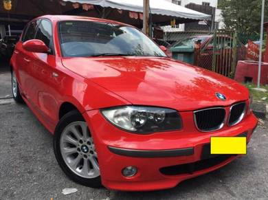 Used BMW 116i for sale