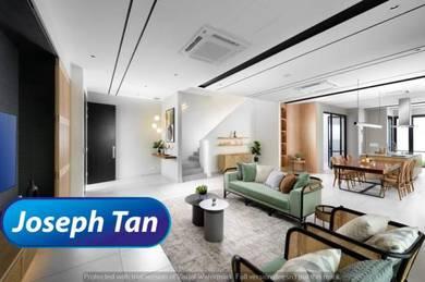 NEW PROJECT 2 STOREY Terrace House 26' x 82' Desa Impian II Alma BM