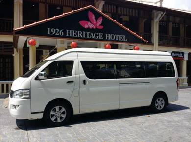 Penang Transportation for RENTAL or CHAUFFEUR