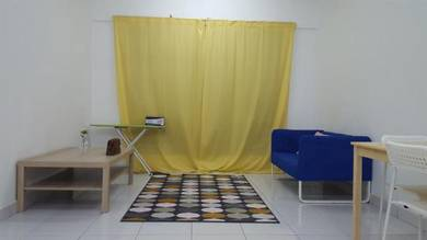 Master Room For Rent Next To LRT Taman Melati (Female Only)
