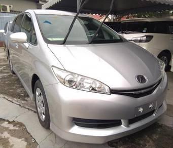 2015 Toyota WISH 1.8 X (A)UNREG