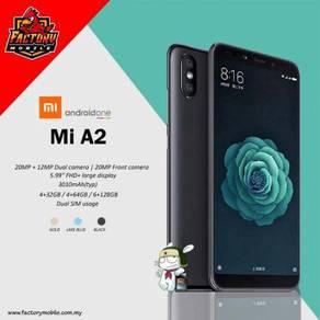 Xiaomi Mi A2 [4+64GB] [6+128GB] Malaysia Set