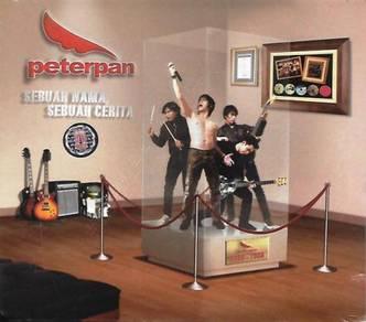 Peterpan Sebuah Nama, Sebuah Cerita Imported CD