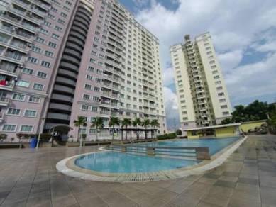 RENOVATED  Jutamines Condominium Seri Kembangan