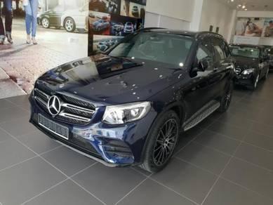 Promotion Mercedes Benz GLC250 2.0 4MATIC (CKD)